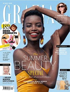 SPECIAL BEAUTY ISSUE + GRAZIA BEAUTY CLUB
