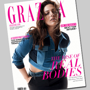 GRAZIA AND THE REAL-BODY REVOLUTION!