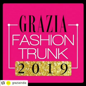 GRAZIA FASHION TRUNK
