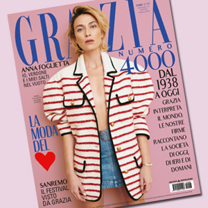 Grazia 4000 issue!