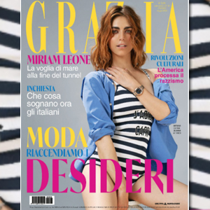 GRAZIA AND OUR NEW FOUND DESIRES!